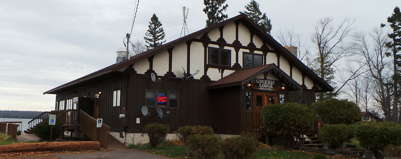 Welcome To Gogebic Lodge & Resort!